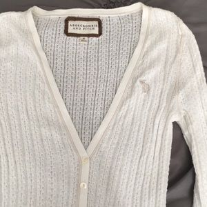 Abercrombie and Fitch Woven Top